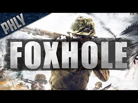 FOXHOLE - BEHIND ENEMY LINES (Foxhole Gameplay)