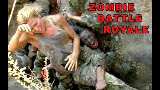 ZOMBIE BATTLE ROYALE Full Movie