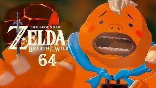 the legend of zelda breath of the wild part 64 a toast to the goron rock roast