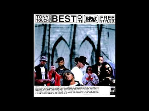 Tony touch presents the best of boot camp clik freestyles