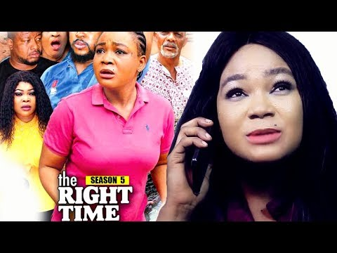 The Right Time Season 5 - 2018 Latest Nigerian Nollywood Movie Full HD