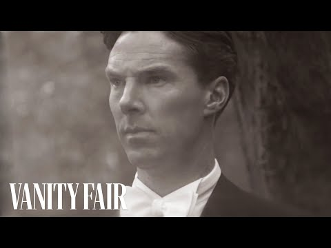 "Benedict Cumberbatch with Bloodhounds in Ep1 ""Preparing for War"" 