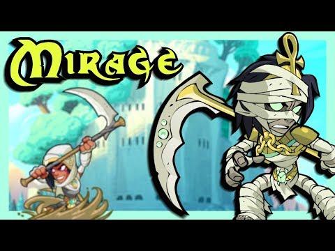 Mirage: OG SCYTHE • 1v1s & BRAWL OF THE WEEK! • Brawlhalla Gameplay - 동영상