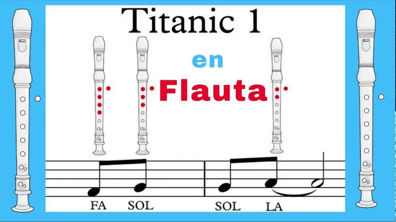 Notas De La Flauta Dulce Canciones Pdf