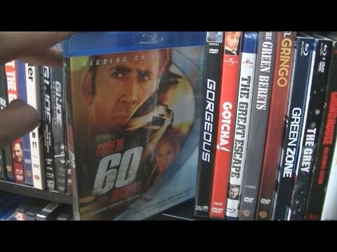 Action DVD/Blu-Ray Collection Part 2