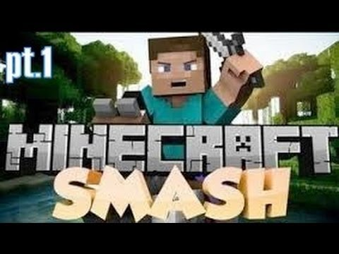 Minecraft:Minecraft: Smash ! Mini-Game w/Sonic,and ZGF Gaming
