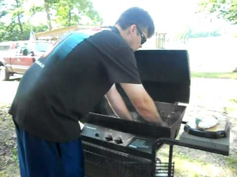 Gas Grill Repair In Minutes