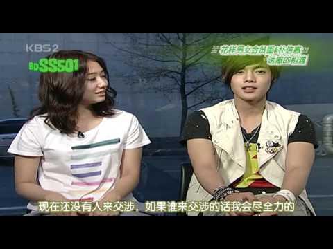 090509 Kim Hyun Joong coca-cola Dynamic Kin CF interview