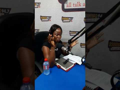 23/05/17 -- Greater Accra Regional Director of CHRAJ live on your own radio @Asempa947fm part 3