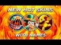 Agar.io NEW SKINS // WITH NAMES // APRIL Free Skin Freakin Sweet Shop