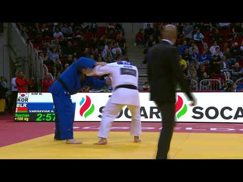 Dusseldorf Grand Slam 2020 / Repechage +100 kg