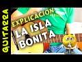 Explicacion LA ISLA BONITA Guitarra mp3