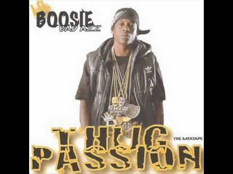 Lil Boosie Knocking Pictures Off The Wall