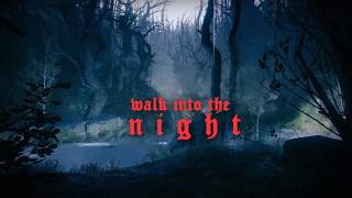yung van - As I Walk Into the Night (Prod. Skress) [OFFICIAL LYRIC VIDEO]