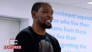 Kevin Durant returns home to help students prepare for the future | SC Featured