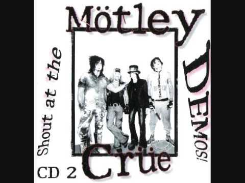 Mötley Crüe - Girls, Girls, Girls Instrumental [Demo]