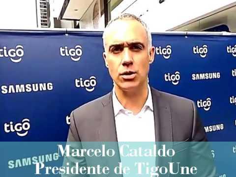 Marcelo Cataldo - Presidente de TigoUne