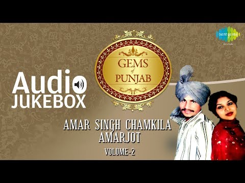 Chamkila Non stop ¦¦ Remix ¦¦ Amarjot ¦¦ Latest Songs of 2015