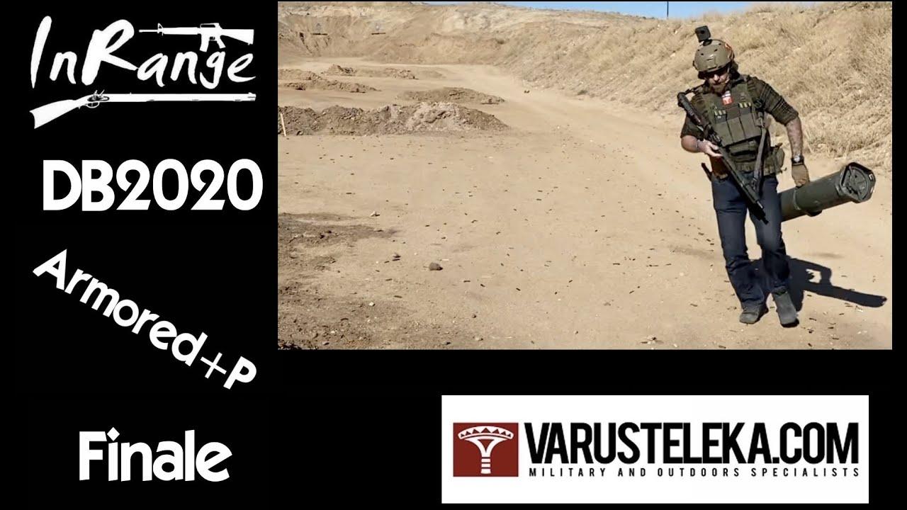 Desert Brutality 2020 - Armored+P Finale w/Varusteleka