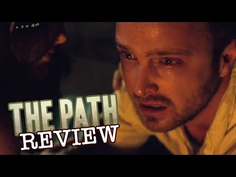 Aaron Paul, Michelle Monaghan, Hugh Dancy in Hulu's The Path - TV Review