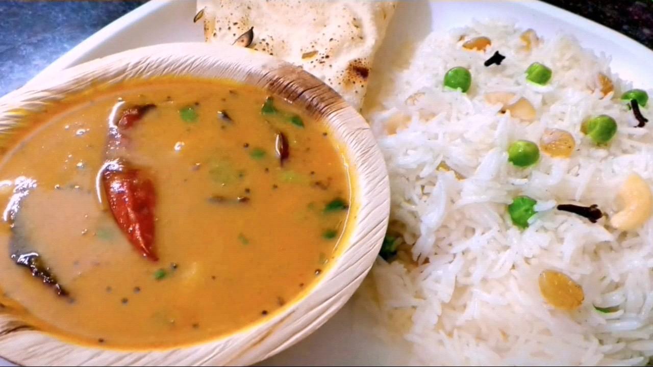 स्पेशियल गुजराती दाल चावल बनाने की परफेक्ट रीत | Gujarati Dal Chawal | Gujarati Khatti Mithi Dal - YouTube