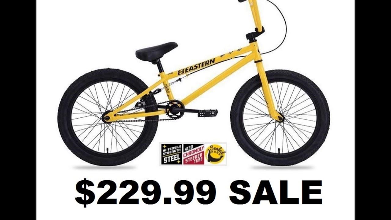 Eastern BMX Lowdown Bike Yellow SALE $229.99 - YouTube