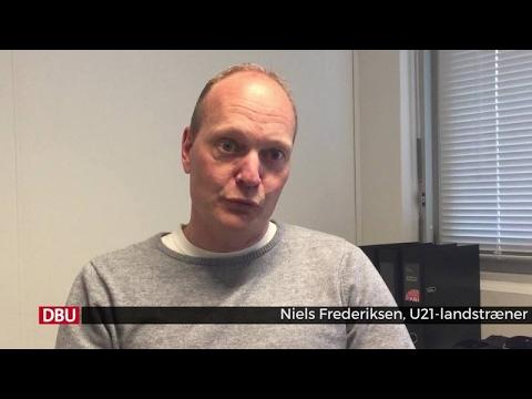 Frederiksen. U21 styrket ud af transfervinduet