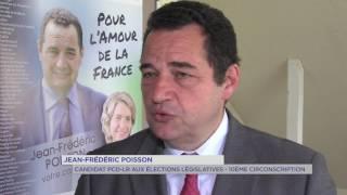 Jean-Frédéric Poisson : Candidat PCD-LR aux élections législatives – 10e circonscription