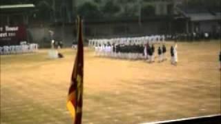 Dharmaraja College Sports meet 2011 (march past)