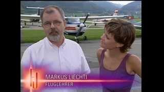 Francine Jordi - Auf dem Weg zur Pilotin (Doku 2002)
