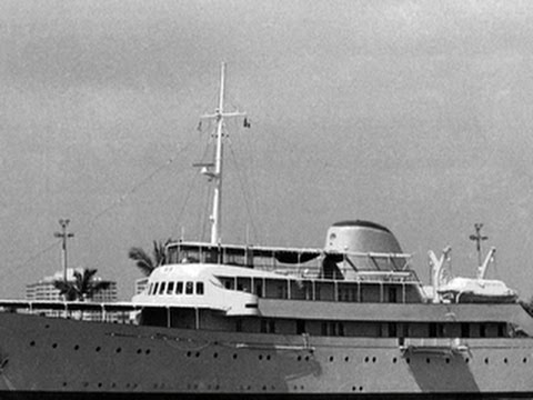 Onassis $32M yacht for sale