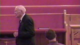 """Raymond Cook"" Part (4/4) Mount Carmel Baptist Church, Fort Payne Alabama March 2004"