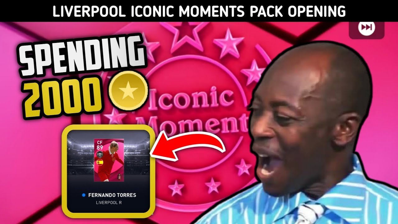 OMG😱 I Packed the Best CF in the GAME!    Pes21 Liverpool IM pack opening