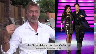BEING MARIE'S DONNY - JOHN SCHNEIDER