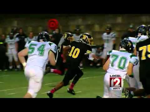 Friday High School Football Highlights Scores - YouTube