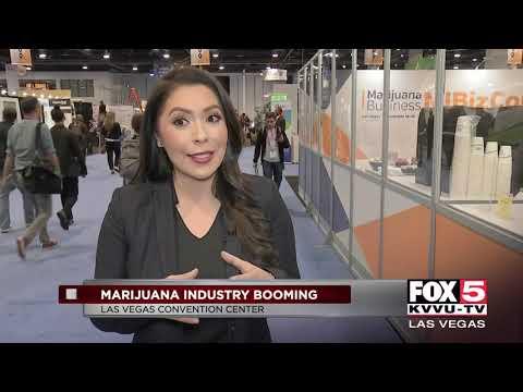 Marijuana Conference brings industry leaders to Vegas