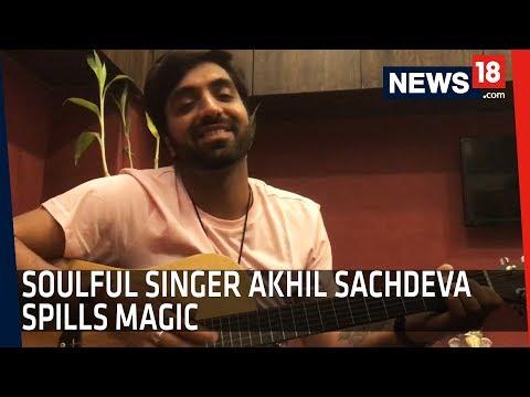 'Humsafar' Singer Akhil Sachdeva Spills Magic With His Soulful Music