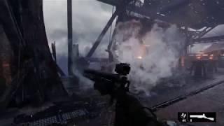 Metro Exodus - Volga: Church of the Water Tsar Bridge: Head To Silantius: Fanatics Shootout (2019)