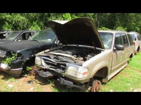 Save or Scrap? Junkyard car liquidation day