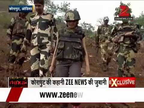 Odisha Naxalism: Zee Media's Exclusive report from Koraput