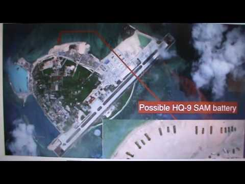 CHINA NEWS: WWIII? ARTIFICIAL ISLANDS ARE BIGGER DEAL THAN U THINK