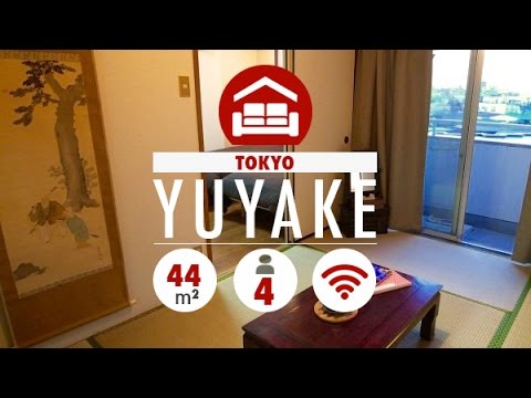 Yuyake House for rent in Tokyo, Japan