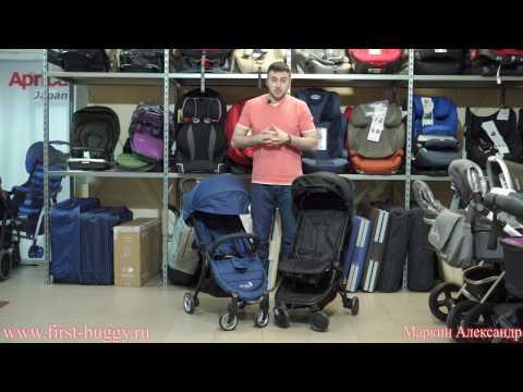 Сравнительный обзор Baby Jogger City Tour и Mountain Buggy Nano