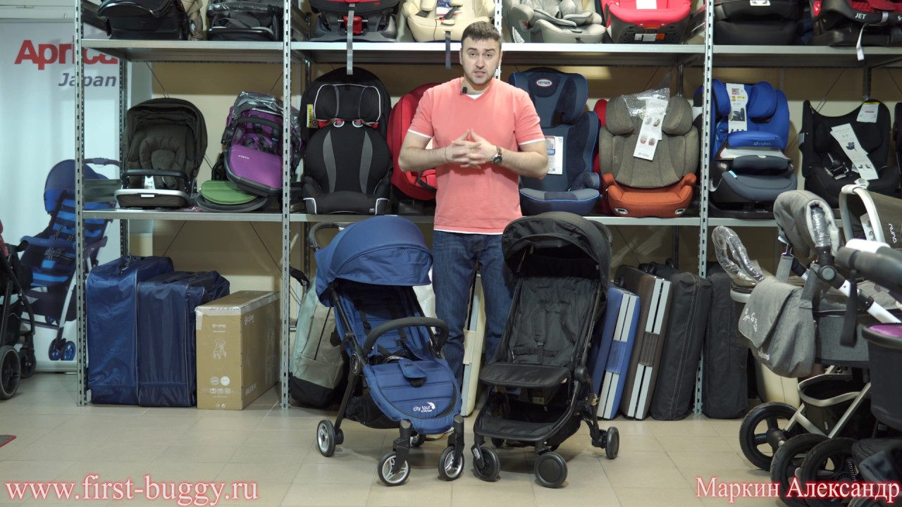 Sravnitelnyj Obzor Baby Jogger City Tour I Mountain Buggy Nano