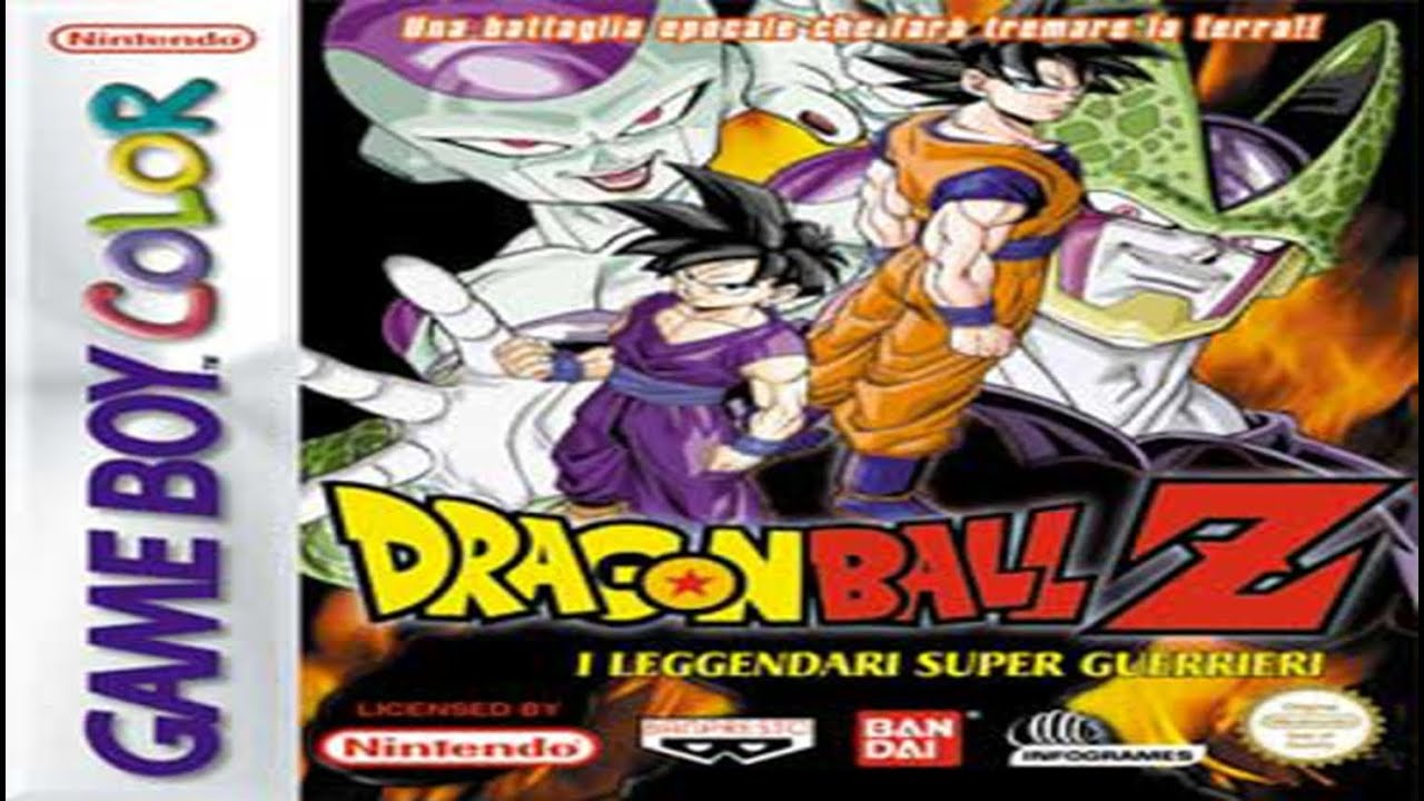 dragon ball guerriero leggendari