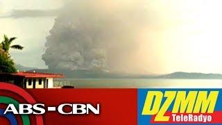 Pagsabog ng Bulkang Taal | DZMM Special Coverage
