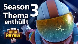 Season 3   Astronaut skins, New pickaxes, V-bucks playable, and much more. (Fortnite BR)