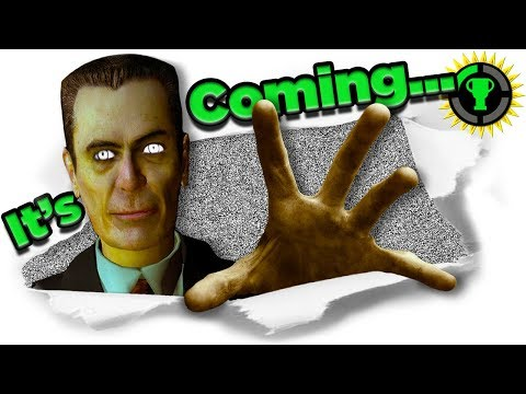 Thumbnail: Game Theory: Gaming's Biggest Mystery SOLVED! | Half Life G MAN Theory