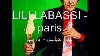 LILI LABASSI - paris