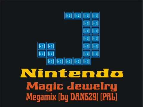 Nintendo. Magic Jewelry - Megamix (by DAN529) (PAL) Music